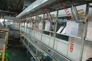 通用电机装配生产线