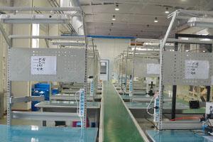 电子元件防静电流水线