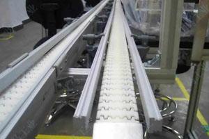 柔性板链输送设备