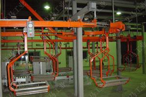 悬挂链输送生产线